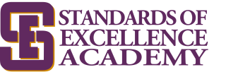 Standards of Excellence Academy Logo