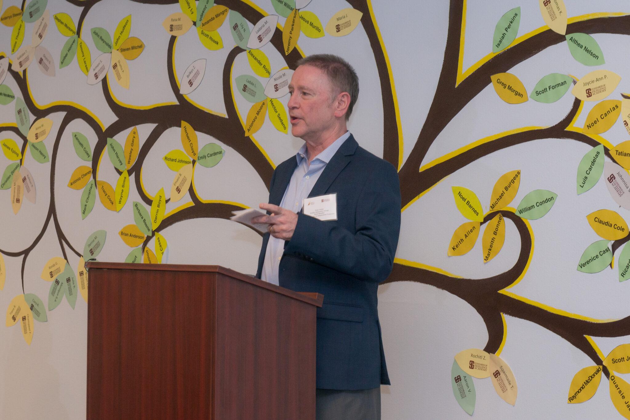 Tyler Corder - CFO Findlay Automotive Group - Inaugural Speaker